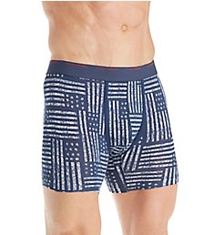 Lucky Fashion Print Stretch Boxer Brief 171UH10