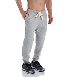 Lucky French Terry Banded Bottom Jogger 191LP08