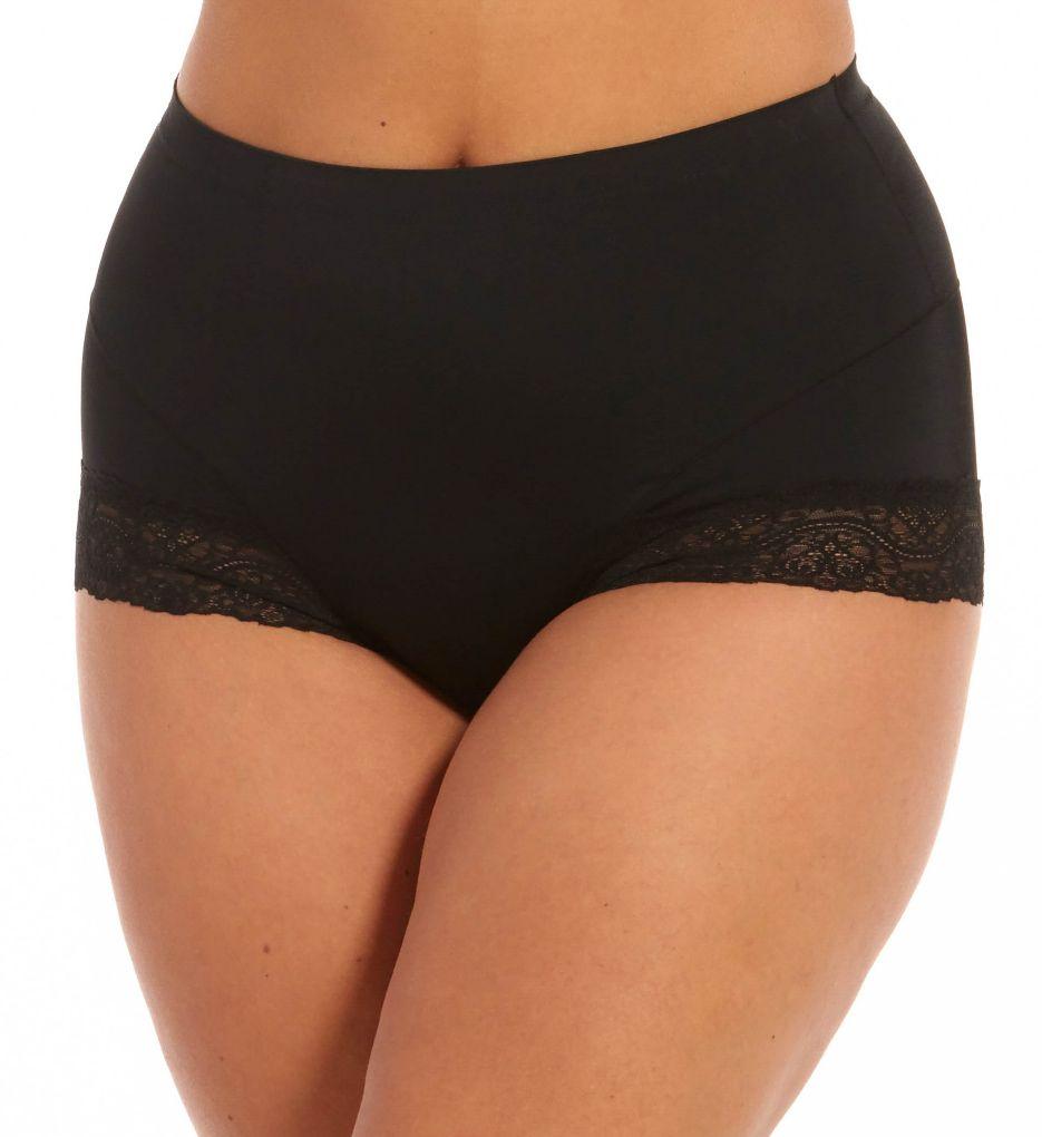 Magic Bodyfashion Dream Tummy Squeezer Panty with Lace 11TL