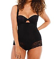 Magic Bodyfashion Luxury & Lace Super Control Torsette Body Briefer 14BL