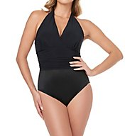 MagicSuit DD-Cup Solid Yves One Piece Swimsuit 0117DD