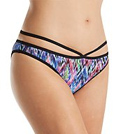 Miss Mandalay Firefly Ring Bikini Brief Swim Bottom FIR02BRB