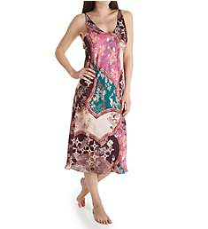 N by Natori Floral Medallion Gown FC3060