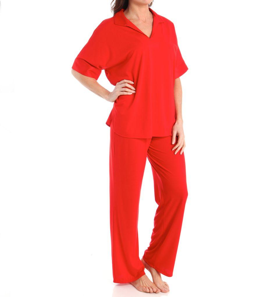 N by Natori Congo Tunic Pajama Set VC6022