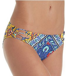 Nanette Lepore Woodstock Charmer Brief Swim Bottom NL8CE93