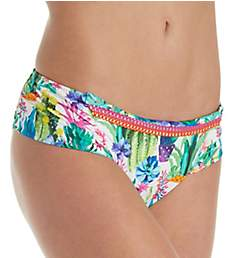 Nanette Lepore Cactus Charmer Brief Swim Bottom NL8CH93
