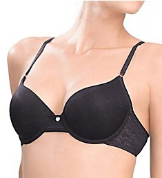 Natori Sheer Jacquard Full Fit Contour Underwire Bra 136059