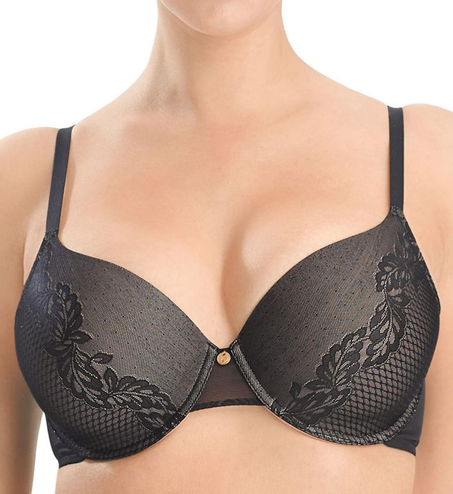 Natori Plus Support Smooth Scroll Contour Underwire Bra 736095