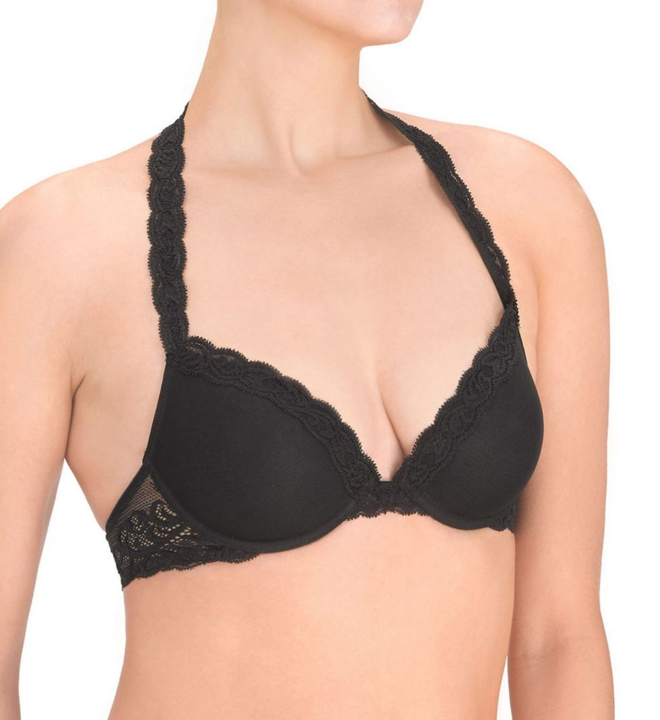 Natori Feathers Push Up Convertible Bra 738023