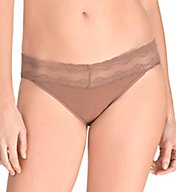 Natori Bliss Perfection One Size Fits All V-Kini Panty 756092