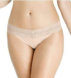 Natori Plus Support Bliss Perfection Plus Size Thong 757092