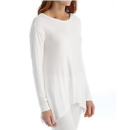 Natori Lounge Terry Long Sleeve Top A75106