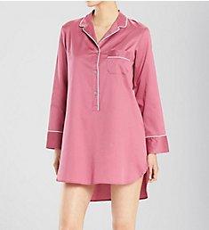 Natori Cotton Sateen Essentials Sleepshirt D72025