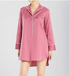 Natori Cotton Sateen Essentials Sleepshirt D72025