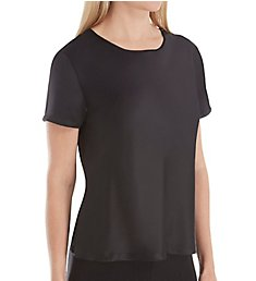 Natori Feathers Satin Elements T-Shirt F75085