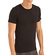Obviously Essence Crew Neck Short Sleeve Undershirt Y43511