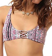 O'Neill Free Spirit Halter Strappy Swim Top 6474107