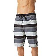 O'Neill Santa Cruz Stripe Quick Dry 21 Inch Boardshort 7106030