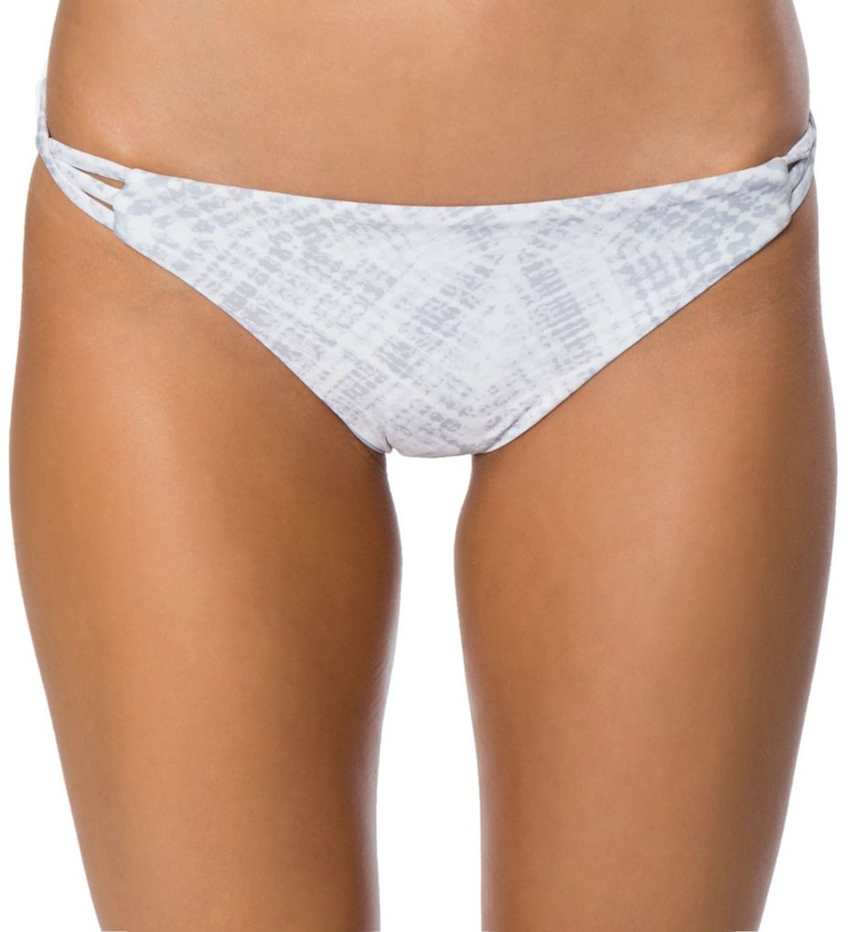 O'Neill Vida Crossed Side Reversible Bikini Swim Bottom 7474053