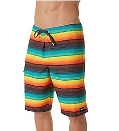 O'Neill Santa Cruz Stripe 21 Inch Boardshort 8106025