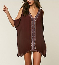 O'Neill Cyrus Cold Shoulder Cover Up Dress 8416033