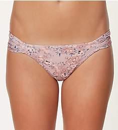 O'Neill Calvin Floral Tab Side Bikini Swim Bottom 8474082