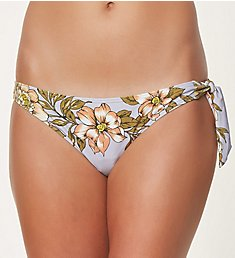O'Neill Vintage Aloha Floral Knot Tie Side Swim Bottom 8474098