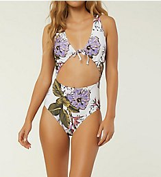 O'Neill Allure Paradise One Piece Swimsuit 9474067