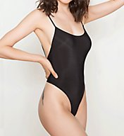 Only Hearts Second Skin Thong Bodysuit 8288