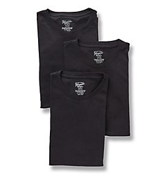 Original Penguin Slim Fit 100% Cotton Crew Shirt - 3 Pack RPM8702