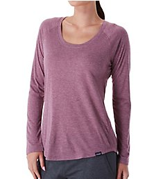 Patagonia Capilene Cool Trail Long Sleeve Scoop Neck T-Shirt 24490