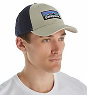 Patagonia P-6 Logo LoPro Organic Cotton Canvas Trucker Hat 38016