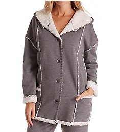 PJ Salvage Neutral State Cozy Lined Jacket RESCJ1