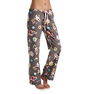 PJ Salvage Fantastic Flannel Hippie Monkey Pant RZSMP