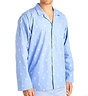 Polo Ralph Lauren All Over Pony Pajama Shirt L008