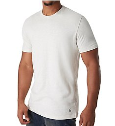 Polo Ralph Lauren 100% Cotton Relaxed Fit Crew T -Shirt L161