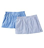 Polo Ralph Lauren Big and Tall 100% Cotton Boxers - 2 Pack LXWB