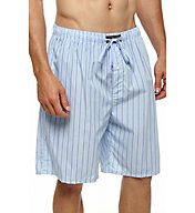 Polo Ralph Lauren 100% Cotton Woven Sleep Shorts P739