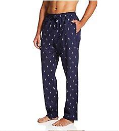 Polo Ralph Lauren Pony Player 100% Cotton Woven Pajama Pant R972