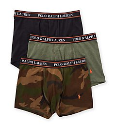 Polo Ralph Lauren Stretch Classic Fit Trunks - 3 Pack RWTRH3