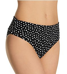 Pour Moi Hot Spots Fold Over Brief Swim Bottom 3908