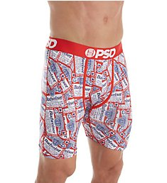 PSD Underwear Buds All Over Boxer Brief 21810055