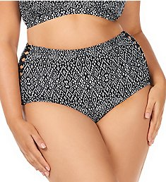 Raisins Curve Mahina Grace Bay Plus Size Swim Bottom C840468
