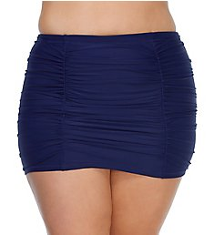 Raisins Curve Caribe Solids Costa Skirt Swim Bottom D840069