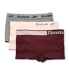 Reebok Seamless Boyshort Panty - 3 Pack 203UH04