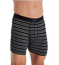 Saxx Underwear Ultra Moisture Wicking Fly-Front Boxer SXBB30F