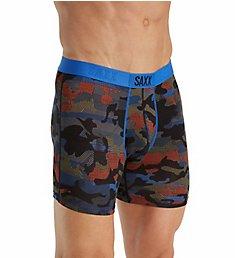 Saxx Underwear Vibe Cross Road Camo Modern Fit Boxer SXBM35V
