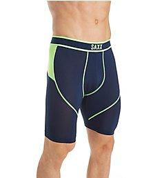 Saxx Underwear Kinetic Semi-Compression 9 Inch Long Leg Boxer SXLL27