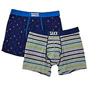 Saxx Underwear Vibe Modern Fit Boxer - 2 Pack SXPP2V