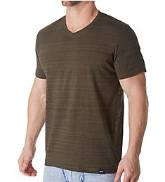 Saxx Underwear 3 Six Five Pima Cotton V-Neck T-Shirt SXTS17